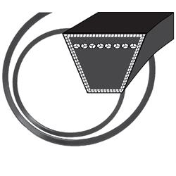 Keilriemen Profil 13 mm A DIN 2215 von 2000 mm bis 5000 mm