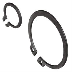 20 pcs Phosphate Coated External Retaining Rings DIN 471 Metric M65 Spring Steel