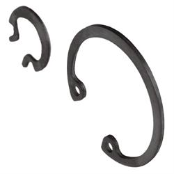 Spring Steel Internal Retaining Rings Metric DIN 472 Phosphate Coated M195 3 pcs