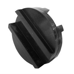 />/>12 Stück/</< Lamellenstopfen 60x40 mm WS 3-5mm Rechteckstopfen Rohrkappen