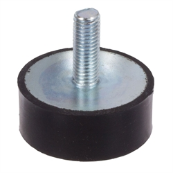 gummi metall anschlagpuffer mgs mit gewindest ck m dler webshop. Black Bedroom Furniture Sets. Home Design Ideas